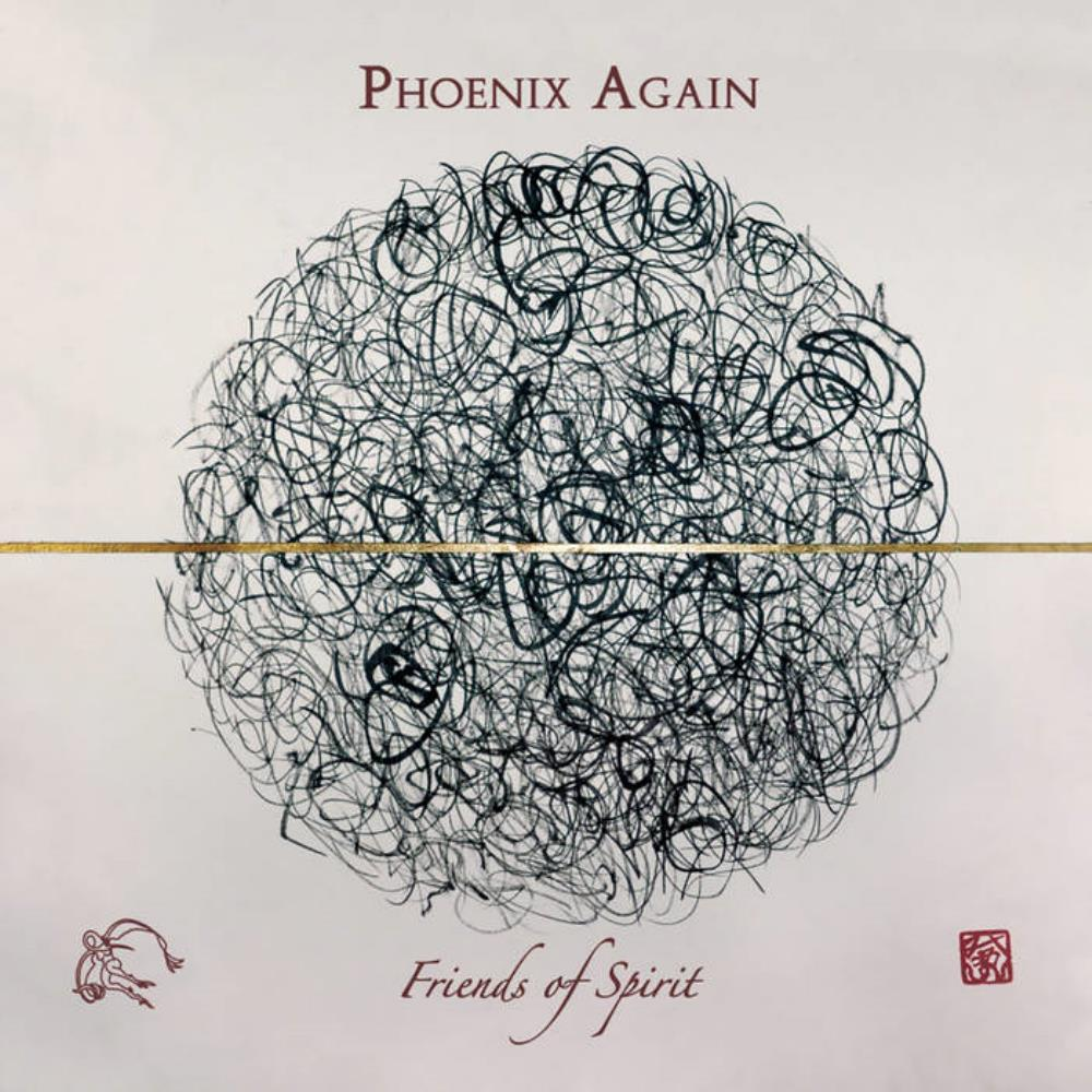 Friends of Spirit by PHOENIX AGAIN album cover
