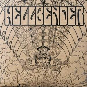 Hellbender Occult album cover