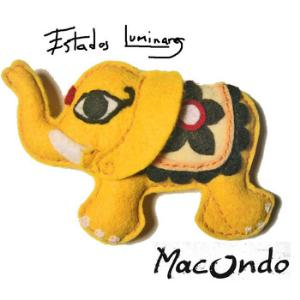 Macondo Estados Luminares album cover