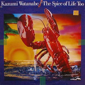 Kazumi Watanabe The Spice of Life Too album cover