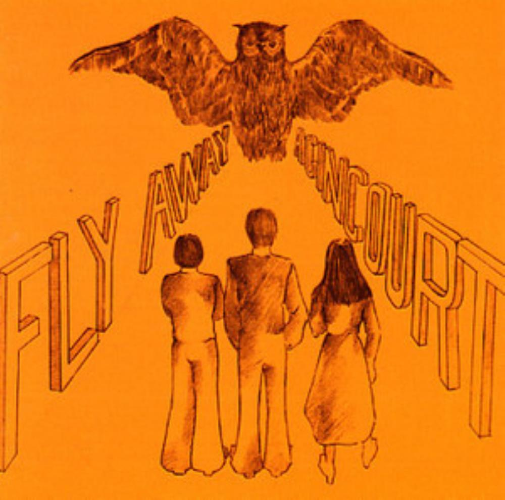 Agincourt - Fly Away CD (album) cover