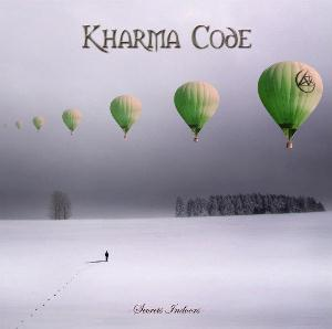 Secret Indoors by KHARMA CODE album cover