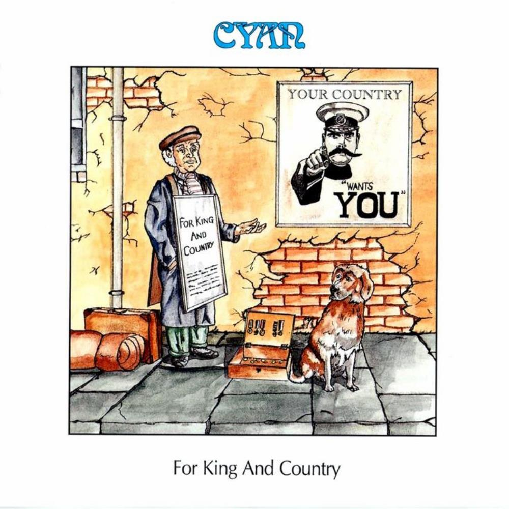 For King And Country by CYAN album cover