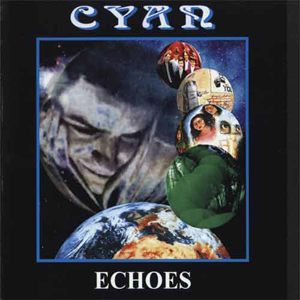 Cyan - Echoes CD (album) cover
