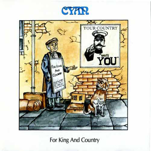 Cyan For King And Country album cover
