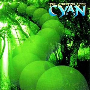 The Creeping Vine by CYAN album cover
