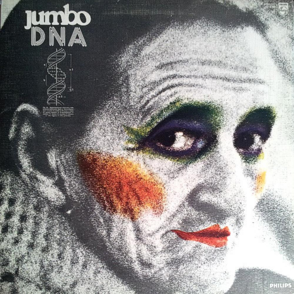 Jumbo - DNA CD (album) cover