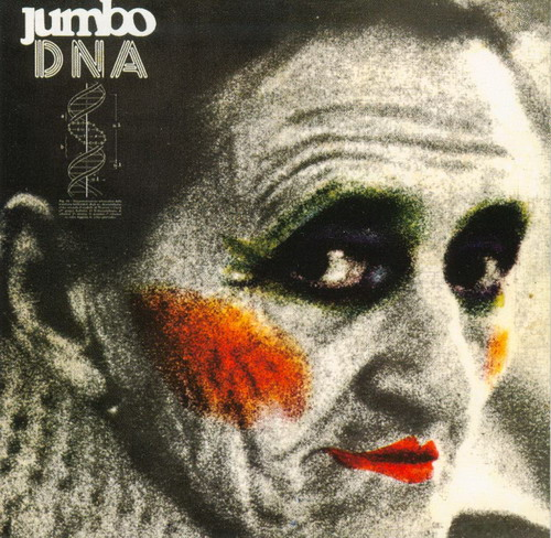 Jumbo DNA album cover