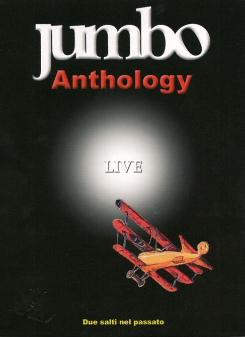 Jumbo Anthology Live - Due salti nel passato album cover