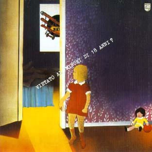 Vietato ai Minori di 18 Anni by JUMBO album cover