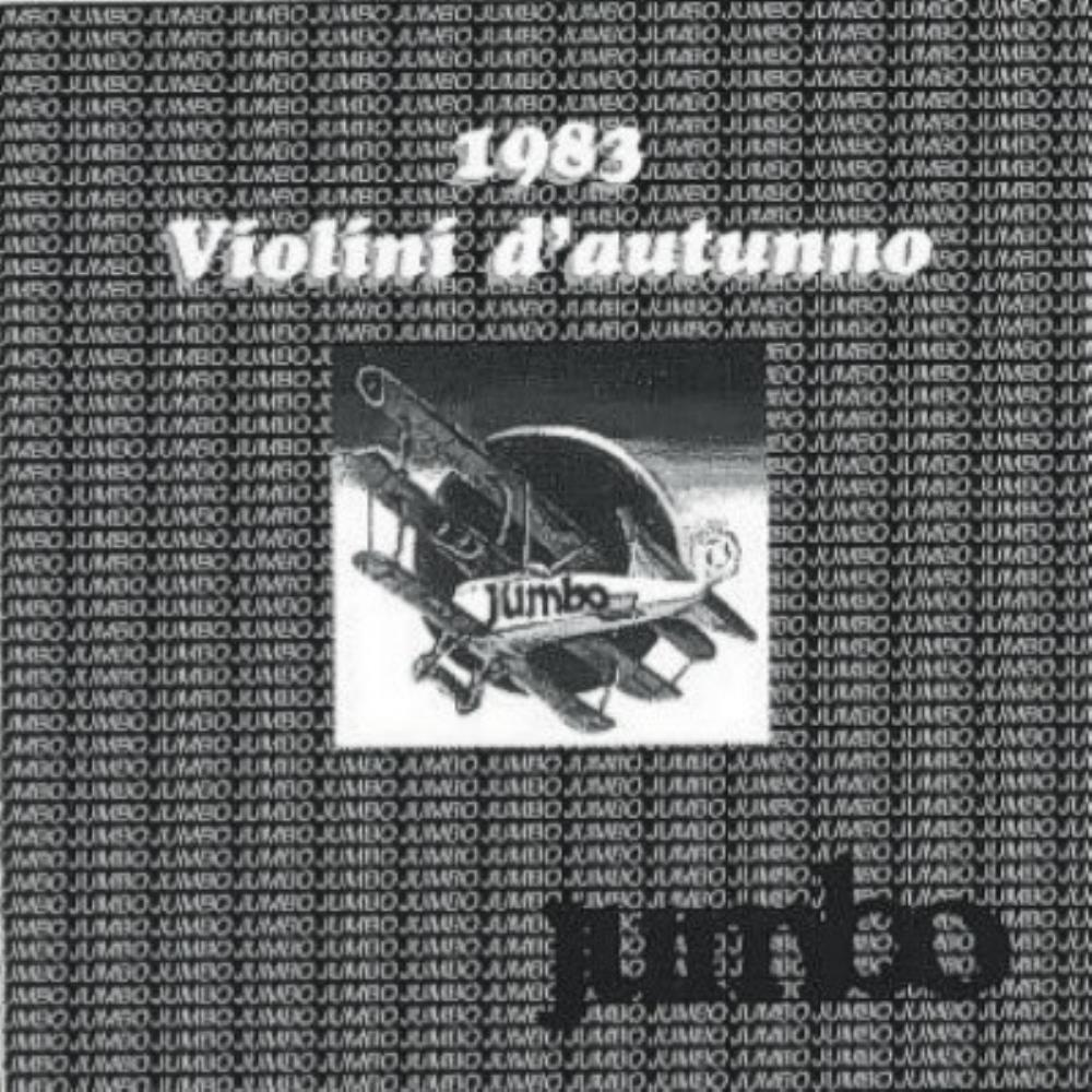 Jumbo - 1983 - Violini D' Autunno CD (album) cover