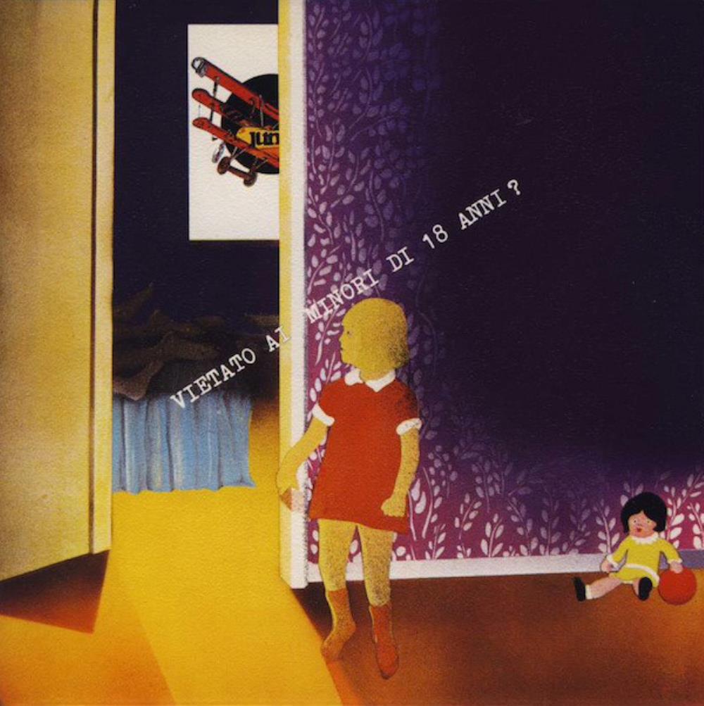 Vietato Ai Minori Di 18 Anni ? by JUMBO album cover