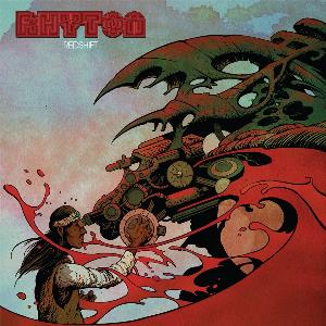 Redshift by RHYTON album cover
