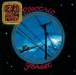 Gekko Projekt - Electric Forest CD (album) cover