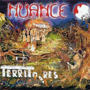 Territoires by NUANCE album cover