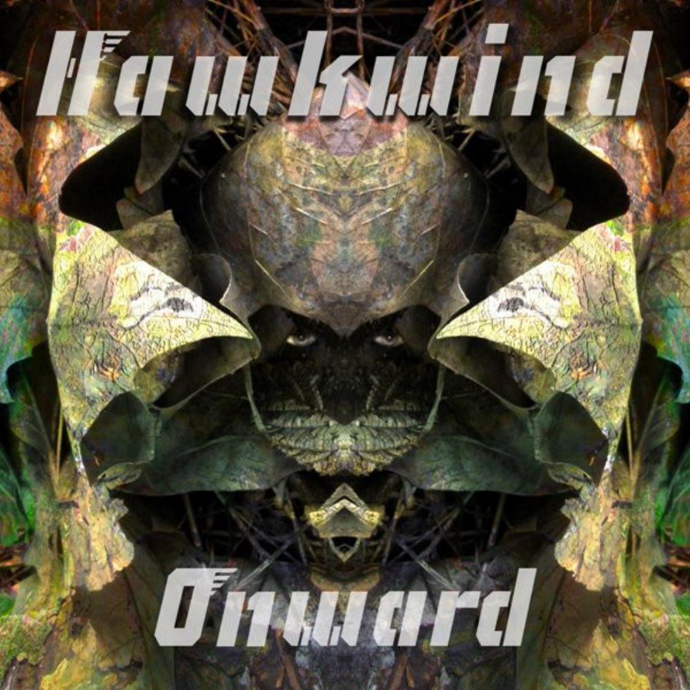 Hawkwind Onward album cover