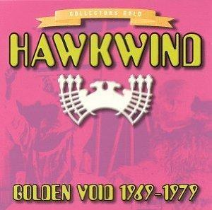 Hawkwind Golden Void 1969-1979 album cover