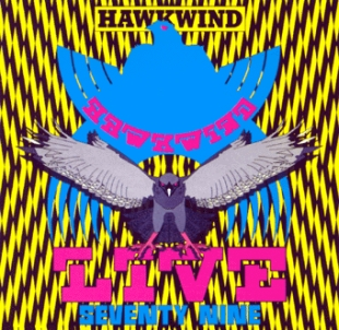 Live Seventy Nine by HAWKWIND album cover