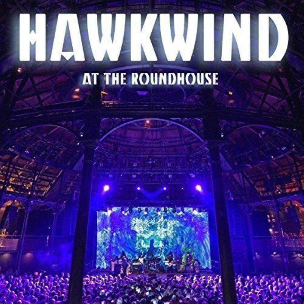 At The Roundhouse by HAWKWIND album cover