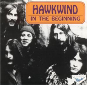 Hawkwind In The Beginning... album cover