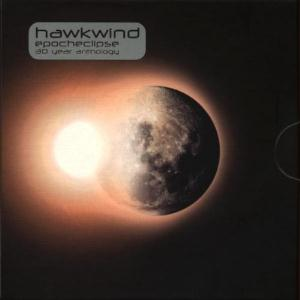Hawkwind Epoche-Eclipse / 30 Year Anthology album cover