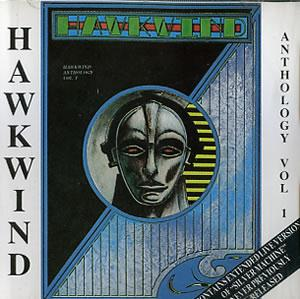 Hawkwind Anthology Vol 1 album cover