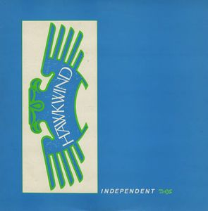 Hawkwind Independent Days EP album cover