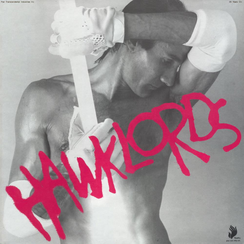 Hawklords: 25 Years On by HAWKWIND album cover