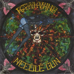 Hawkwind - Needle Gun CD (album) cover
