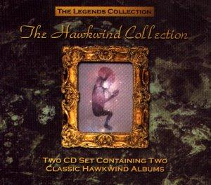 Hawkwind The Hawkwind Collection - The Legends Collection album cover