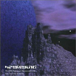Hawkwind - Live from The Darkside CD (album) cover