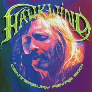 Hawkwind - Canterbury Fayre 2001  CD (album) cover