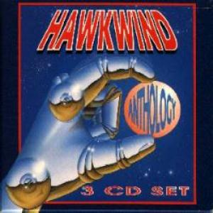 Hawkwind Anthology album cover