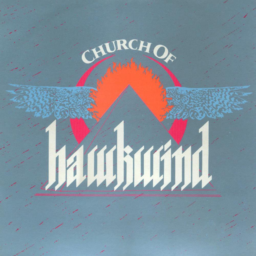 Hawkwind Church Of Hawkwind album cover