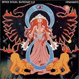 Hawkwind - Space Ritual Vol. 2 CD (album) cover