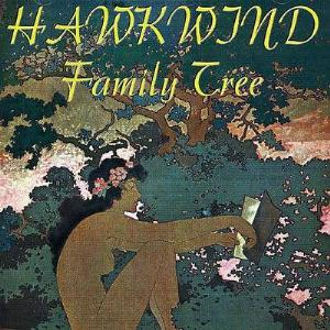 Hawkwind Family Tree album cover