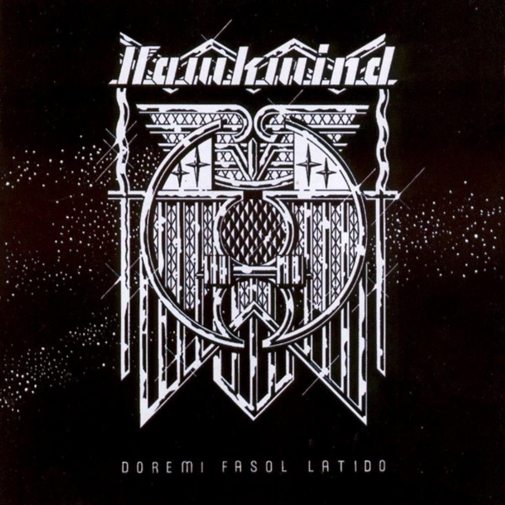 Hawkwind - Doremi Fasol Latido CD (album) cover