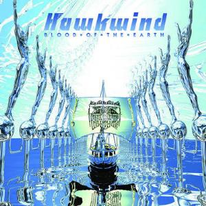 Hawkwind Blood Of The Earth album cover