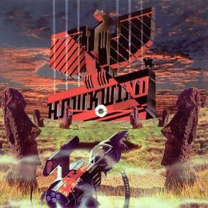 Hawkwind 25 Years on 1973-1977 album cover