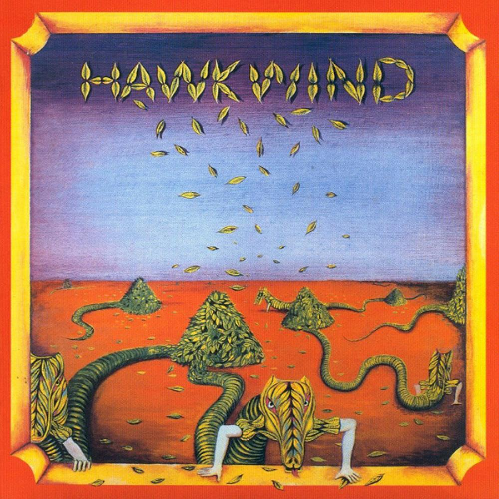 Hawkwind - Hawkwind CD (album) cover