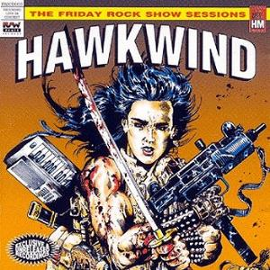 Hawkwind The Friday Rock Show Sessions Live at Reading '86 album cover