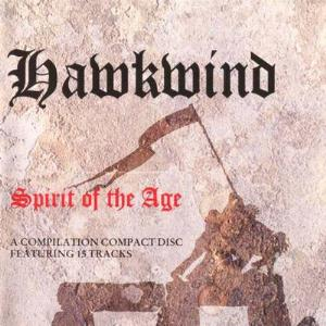 Hawkwind - Spirit of The Age CD (album) cover