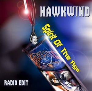 Hawkwind Spirit Of The Age album cover