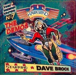 Hawkwind The Weird Tapes Vol. 7 : Dave Brock, The Demos album cover