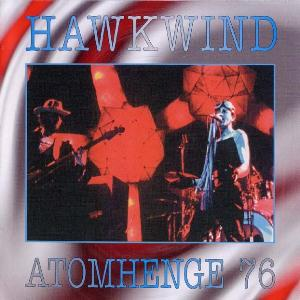 Atomhenge 76  by HAWKWIND album cover