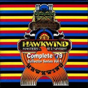 Hawkwind - Complete '79 Collector Series Vol. 1 CD (album) cover