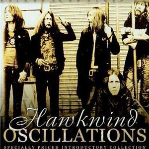 Hawkwind Oscillations album cover
