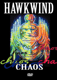 Hawkwind - Chaos CD (album) cover