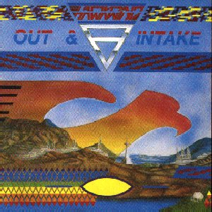 Hawkwind Out & Intake album cover