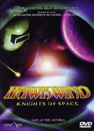 Hawkwind Knights Of Space album cover